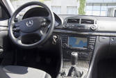 Taxi Piran - Mercedes E 220 CDI avantgarde - aircondition, inside full in leather, wood decor
